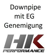 Hjs - Eg-downpipe - Ford - Mustang - Lae - 2.3 Eco-boost - 317 Ps - Hg90815030