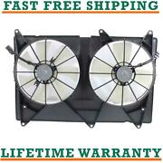 Radiator And Condenser Fan For Toyota Highlander To3120102