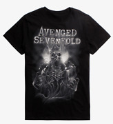 Avenged Sevenfold Undead King T-shirt Nwt Authentic And Licensed