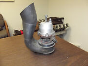 Indycar 1980's Lola March Waste Gate Assembly Turbo Indy 500 Cart Champcar