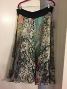 Coldwater Creek Womens Maxi Skirt Size Xl New With Tags