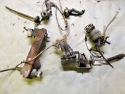 1950 Ford Car Switches And Bezels / Rat Rod