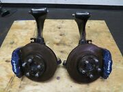Jdm Nissan 300zx Fairlady Z Front Brakes Calipers Rotors Knuckles Spindles