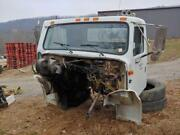 2001 International 4900 6 X 4 Double Driver Waste Management Truck Cab