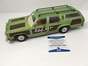 Vacation Wagon Queen Family Truckster Diecast Car 118 Chevy Chase Signed Auto