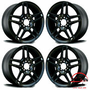 Set Of 4 Mercedes E-class 2014 2015 2016 18 Factory Oem Staggered Wheels Rims