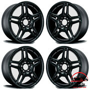 Set Of 4 Mercedes E-class 2003-2006 18 Factory Oem Staggered Amg Wheels Rims