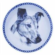 Collie - Smooth Sable/white - Dog Plate Made In Denmark From The Finest European