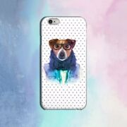 Dog Iphone Xr Case Hipster Iphone 6 6s Xs Cover Art Design Iphone 11 7 8 Plus X