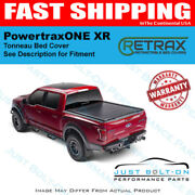 Retrax 2015-2019 Colorado And Canyon 6ft Bed Powertraxone Xr T-70453