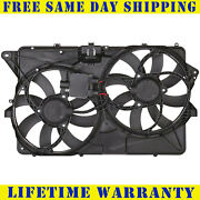 Radiator And Condenser Fan For Ford Flex Fo3115192