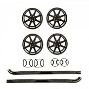 Pack Accessoires And039and039trek 8and039and039 Pour Jeep Renegade Bu