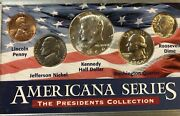 Americana Series The Presidents Collection Coin Series New In Case Mint Rare