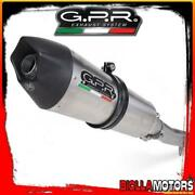 Exhaust Gpr Can Am Spyder 1000 I.e Rs 1000cc 2010-2012 Approved Con Kat Gpe Anni