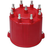 Msd Distributor Cap 8426 Extra Duty Red Hei Male For Sbc 396-454/502 Bbc