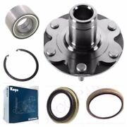 1 Front Wheel Hub And Koyo Bearing Kits For Toyota 4runner Sequoia Tundra 4wd Only