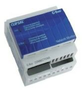 Clipsal C-bus Network Monitor Cli5500nma 4m Modules Wide Din Rail Mounted