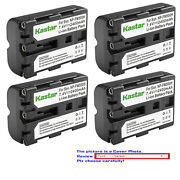Kastar Replacement Battery For Sony Np-fm500h And A700 Dslr-a700p Dslr-a700z