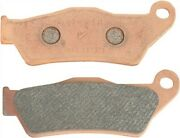 New Front Metal Brake Pads For Honda Cre50 Six 50cc 2001 2002 Motorcycles