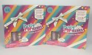 Party Popteenies Party Surprise Box Playset. Dolls. Confetti. Hayden And Ava. 3+
