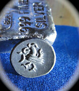 Cambodia Rooster Silver Fuang Coin Ms Mint Condition.1846-1860 Buy Now
