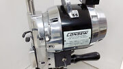 Consew 918-8 Straight Knife Cloth And Fabric Cutting Machine 8 Blade 110 Volt