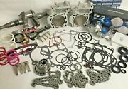 12-17 Brute Force 750 Big Bore Complete Motor Rebuild Kit Clutch Crank Cylinders