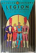 Dc Archive Editions - Legion Of Superheroes Hc 1 1st Edition