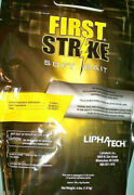 First Strike Soft Rat Mouse Mice Rodent Killer Bait 4lb Free 2-3 Day Arrival