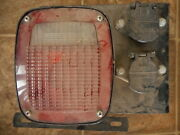 1 Grote Rear Tail Light Truck Part Salvaged See Pics For Size Used