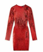 Tom Ford Sequin Dress- Brand New With Tags- Rrp8750 Aud
