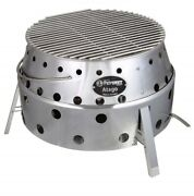 Petromax Grill Atago Outdoorgrill Robust Rostfrei Stahl Grillrost Herd Ofen ...