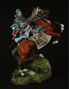 Tin Soldiers Museum Top Guang Yu Chinese General 90 Mm China State