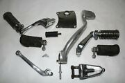 Fxr Mid Foot Controls + Brake Pedal + Pegs + Inspection Cover + Shifter Eps22734