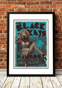 The Black Keys   American Rock Band Concert Tour Posters   6 To Choose From.
