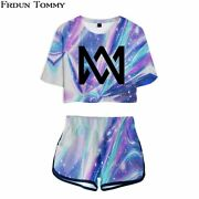 Frdun Tommy 3d Marcus And Martinus Leisure Women Sets 2018 New Style Soft Round