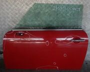 Bmw Mini Cooper 9 R55 R56 R57 R58 R59 Door Front Left N/s Chili Red - 851