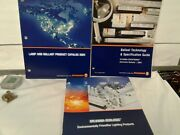 3 Sylvania Lighting Product Books 2004 Ballast Technology And Specs Product Cata