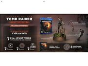 Shadow Of The Tomb Raider Ultimate Collectors Edition - Ps4