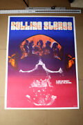 Sympathy For The Devil Rolling Stones Movie Poster Dir. Godard And03968 47x34 Lb