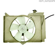 Radiator A/c Condenser Cooling Fan Fit Toyota Echo Scion Xa Xb 04-06 To3115119