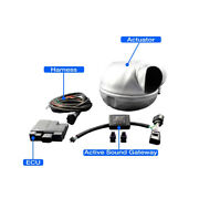 Active Sound - Kit Complet Booster Sonore Avec Application Mobile - Audi A4 - 8k