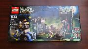 Lego 9466 Monster Fighters The Crazy Scientist And His Monster New Free Shipping