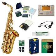 Yamaha Yamaha Alto Sax Yas - 380 Recommended For Wind Instrument A Beginner
