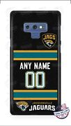 Jacksonville Jaguars Football 2018 Jersey Phone Case Cover For Iphone Samsung Et