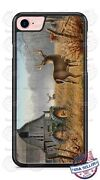 Virginia Deer Barn Tractor Phone Case Cover For Iphone Samsung Google Moto Lg