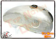 Benelli Mojave Cafe Racer 260,360 Gas Tank With Brass Tap And Cap - Push Type