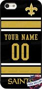 New Orleans Saints Jersey Phone Case Cover Custom For Iphone Samsung Etc
