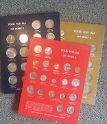 First International Coin Issue Food For All Fao Money Panels 1 2 And 3