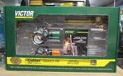 New Victor Cutter 0384-2122 Cutter Af Edge 2.0 540/510lp 90anddeg St2600fc Outfit